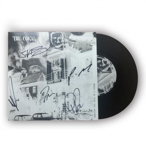 Buy Online The Coral - Chasing The Tail Of A Dream (Signed)