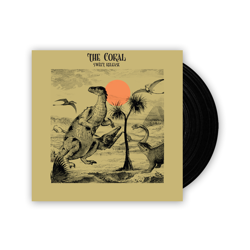 Buy Online The Coral - Sweet Release 7-Inch Vinyl (Signed, Exclusive)