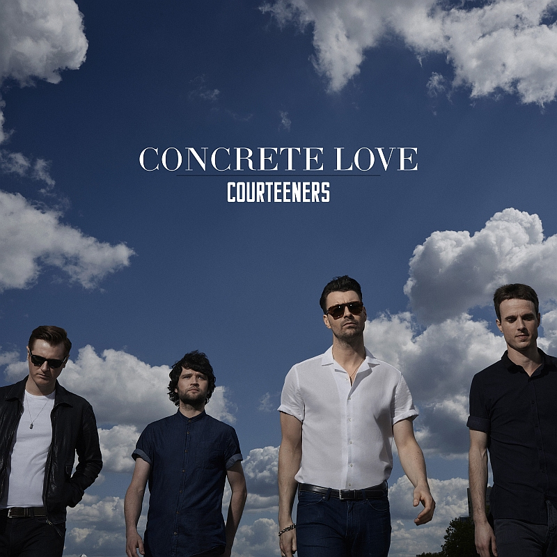 Buy Online Courteeners - Concrete Love CD Album