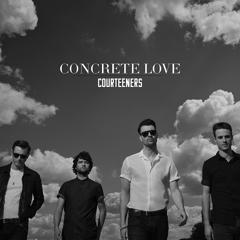 Buy Online Courteeners - Concrete Love Deluxe CD Album (w/ Live at Castlefield Bowl DVD)