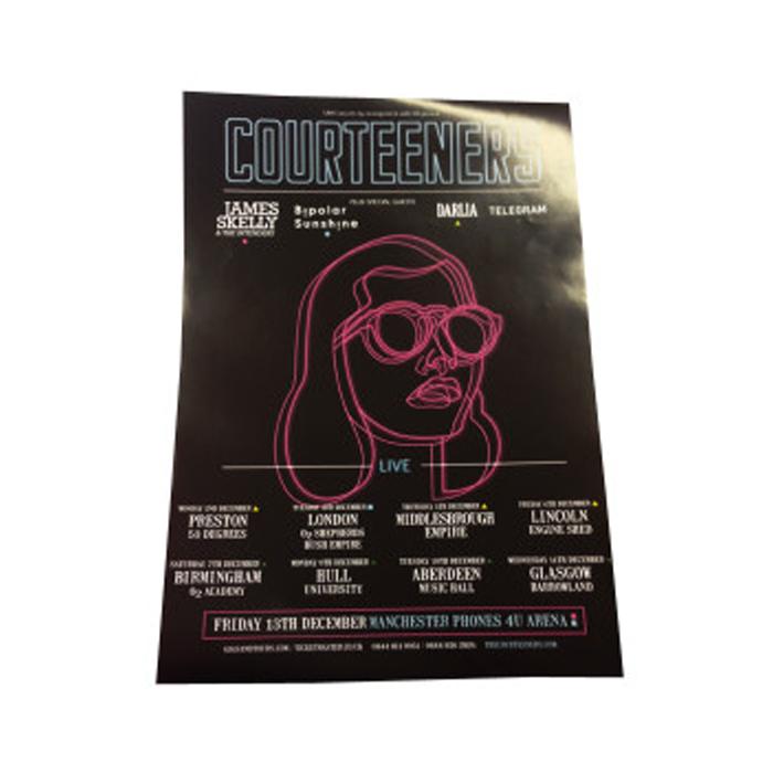 Buy Online Courteeners - Poster