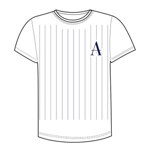 Buy Online Courteeners - Van Der Graaff Baseball T-Shirt