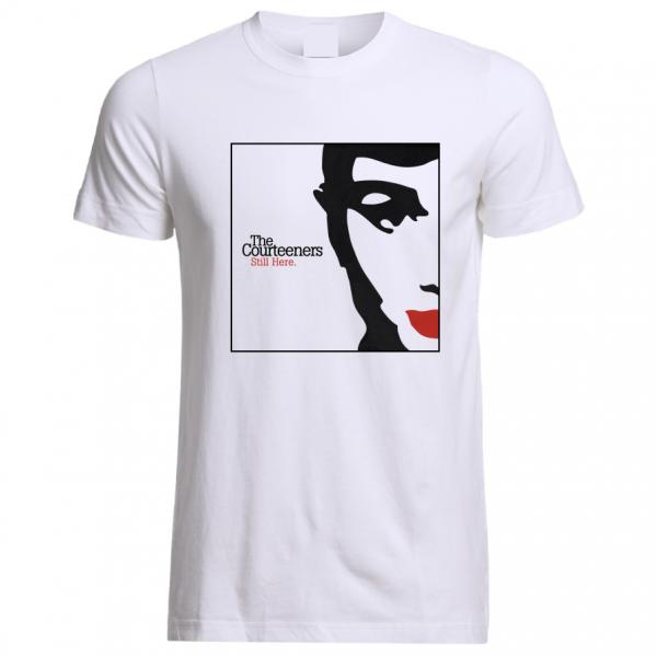 Buy Online Courteeners - Still Here 2014 Tour T-Shirt