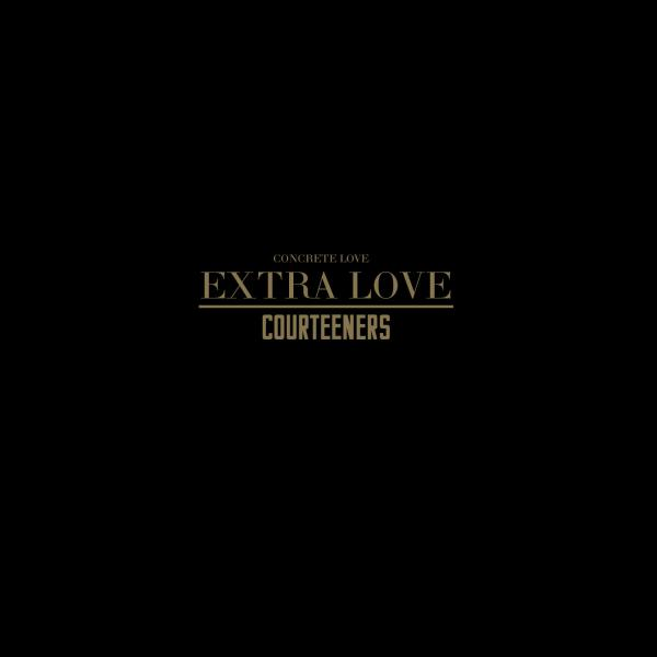 Buy Online Courteeners - Extra Love 2CD Album