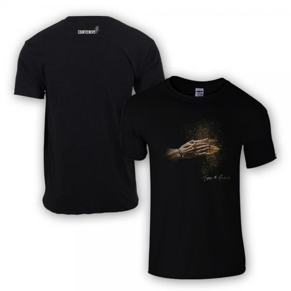 Buy Online Courteeners - Mapping The Rendezvous T-Shirt