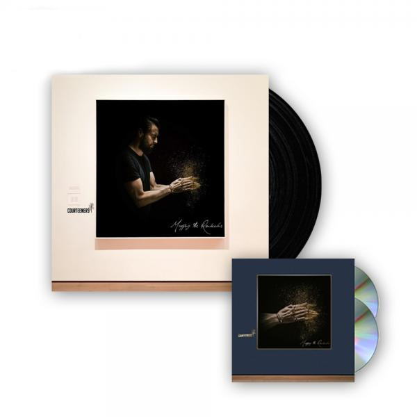 Buy Online Courteeners - Mapping The Rendezvous Deluxe CD/DVD & LP