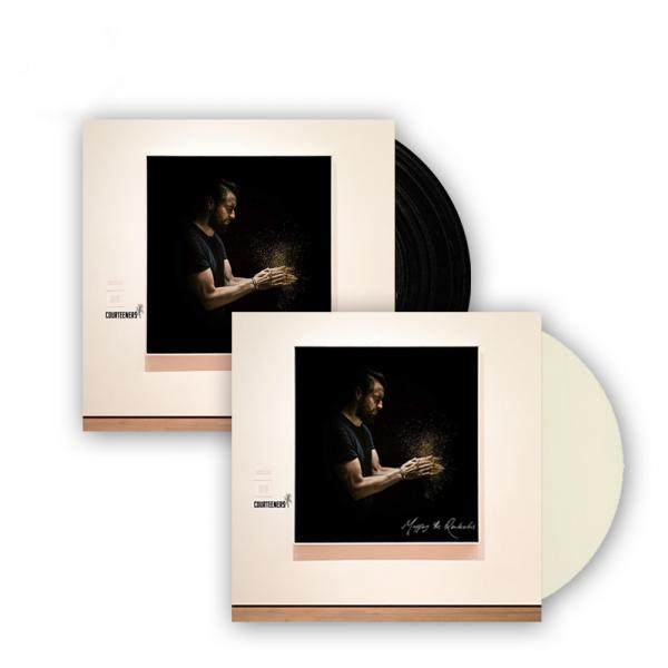 Buy Online Courteeners - Mapping The Rendezvous Black LP + Cream LP