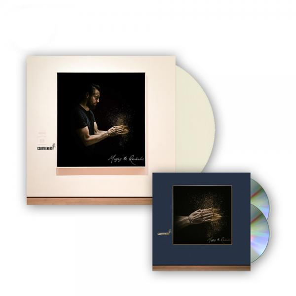 Buy Online Courteeners - Mapping The Rendezvous Deluxe CD/DVD + Cream Vinyl LP