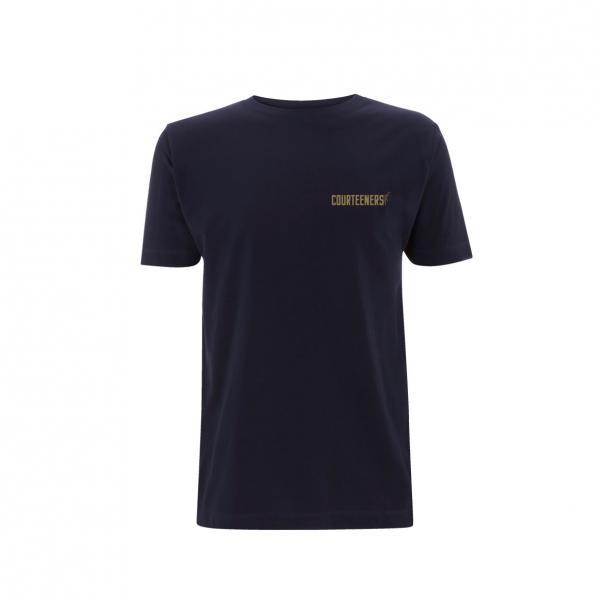 Buy Online Courteeners - Logo Tour T-Shirt