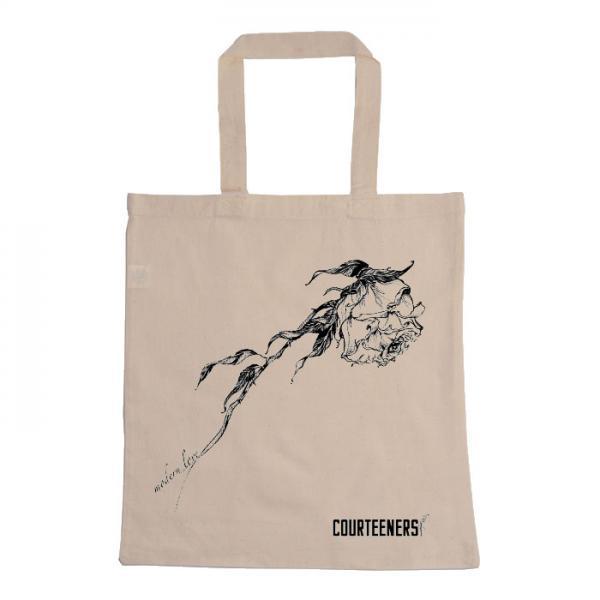 Buy Online Courteeners - Modern Love Tote Bag