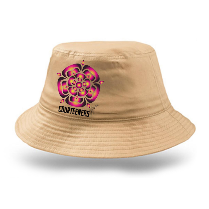 Buy Online Courteeners - Old Trafford 2017 Event Hat (Sand)