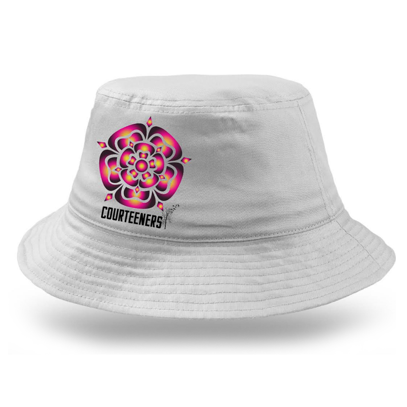 Buy Online Courteeners - Old Trafford 2017 Event Hat (White)