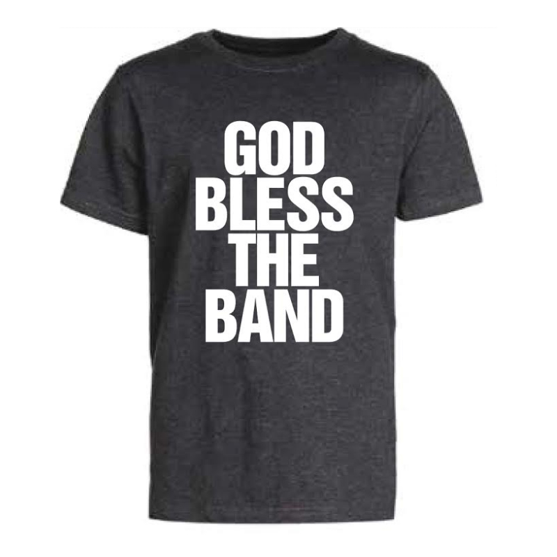 Buy Online Courteeners - God Bless The Band T-Shirt