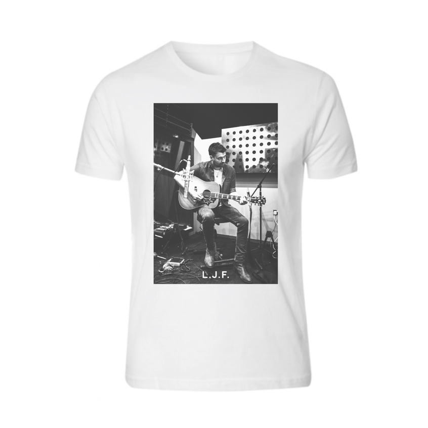 Buy Online Liam Fray - LJF Photo T-Shirt