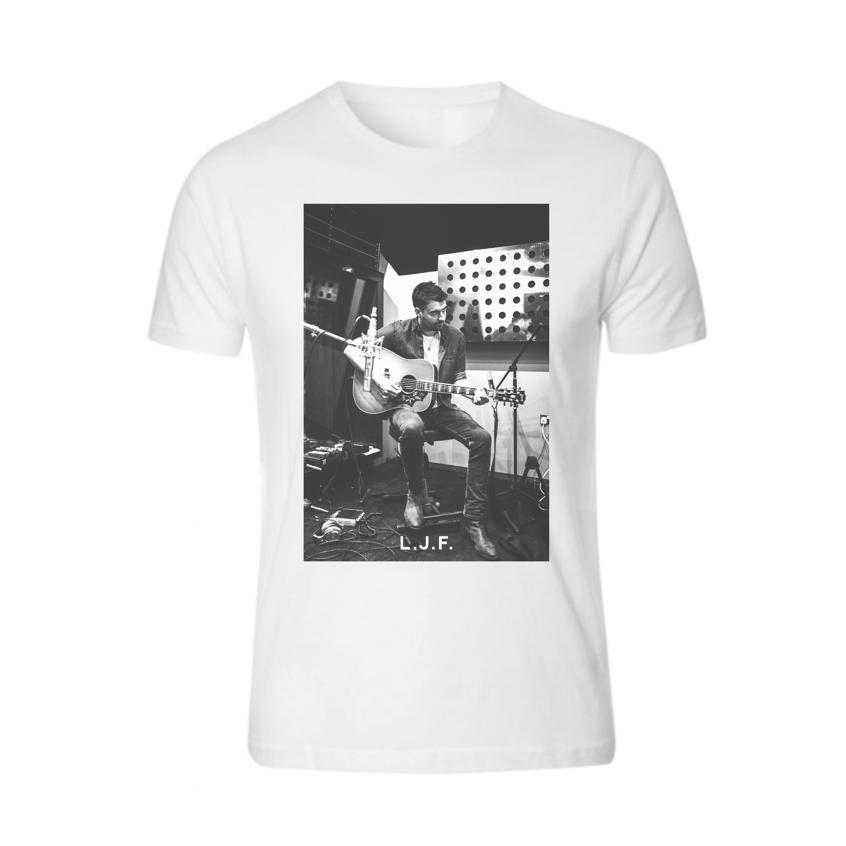 Buy Online Liam Fray - LJF Photo T-Shirt