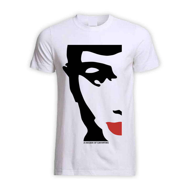 Buy Online Courteeners - A Decade Of Cavorting T-Shirt