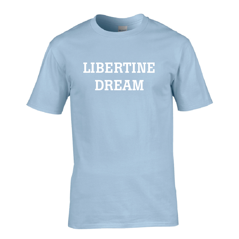 Buy Online Courteeners - Libertine Dream T-Shirt