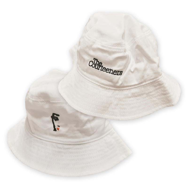 Buy Online Courteeners - St. Jude Bucket Hat