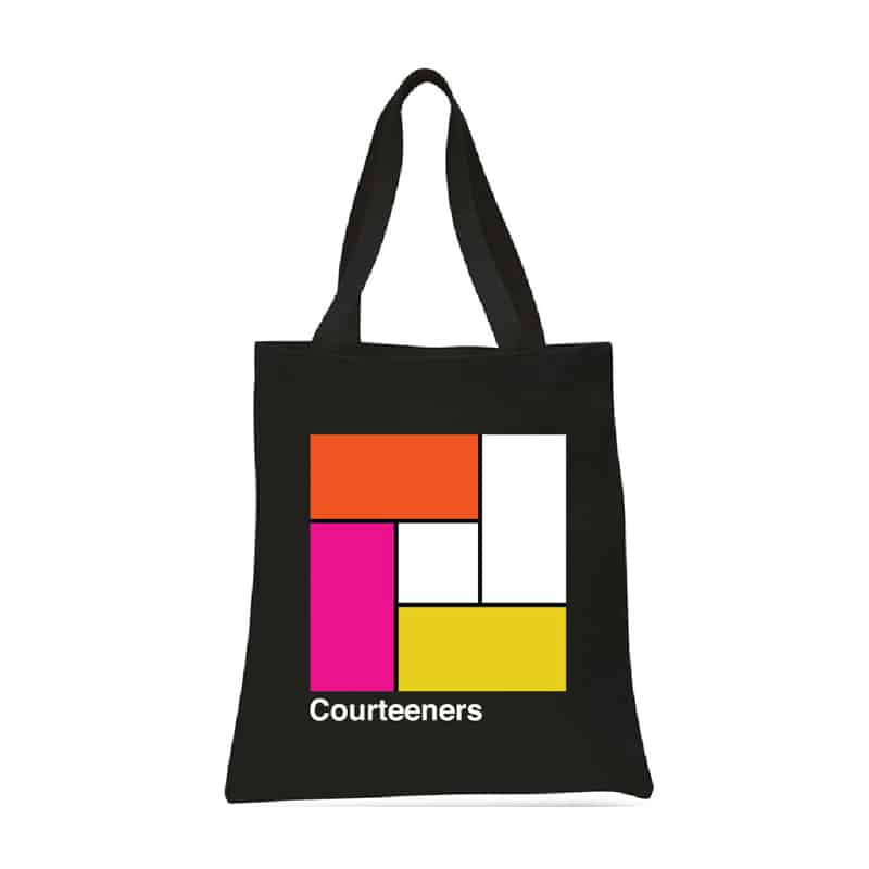 Buy Online Courteeners - Tote Bag
