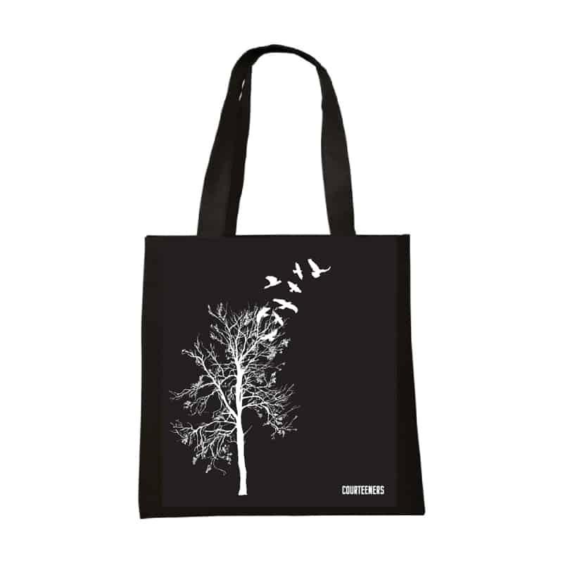 Buy Online Courteeners - Screen-Printed Tote Bag