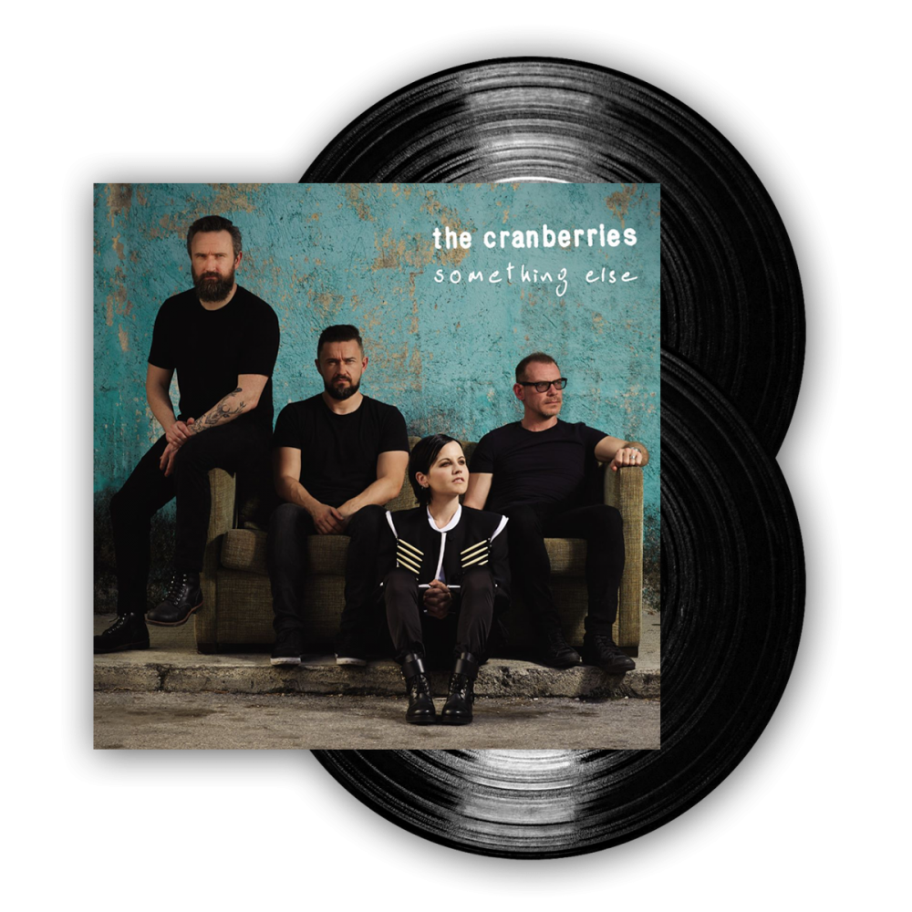 Buy Online The Cranberries - Something Else Double Vinyl LP (Gatefold Sleeve, Exclusive)