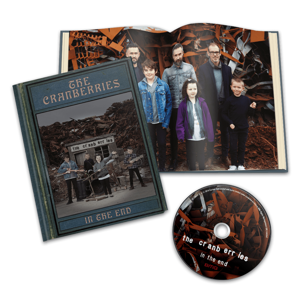 Buy Online The Cranberries - In The End Deluxe