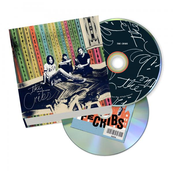 Buy Online The Cribs - For All My Sisters CD/DVD Album