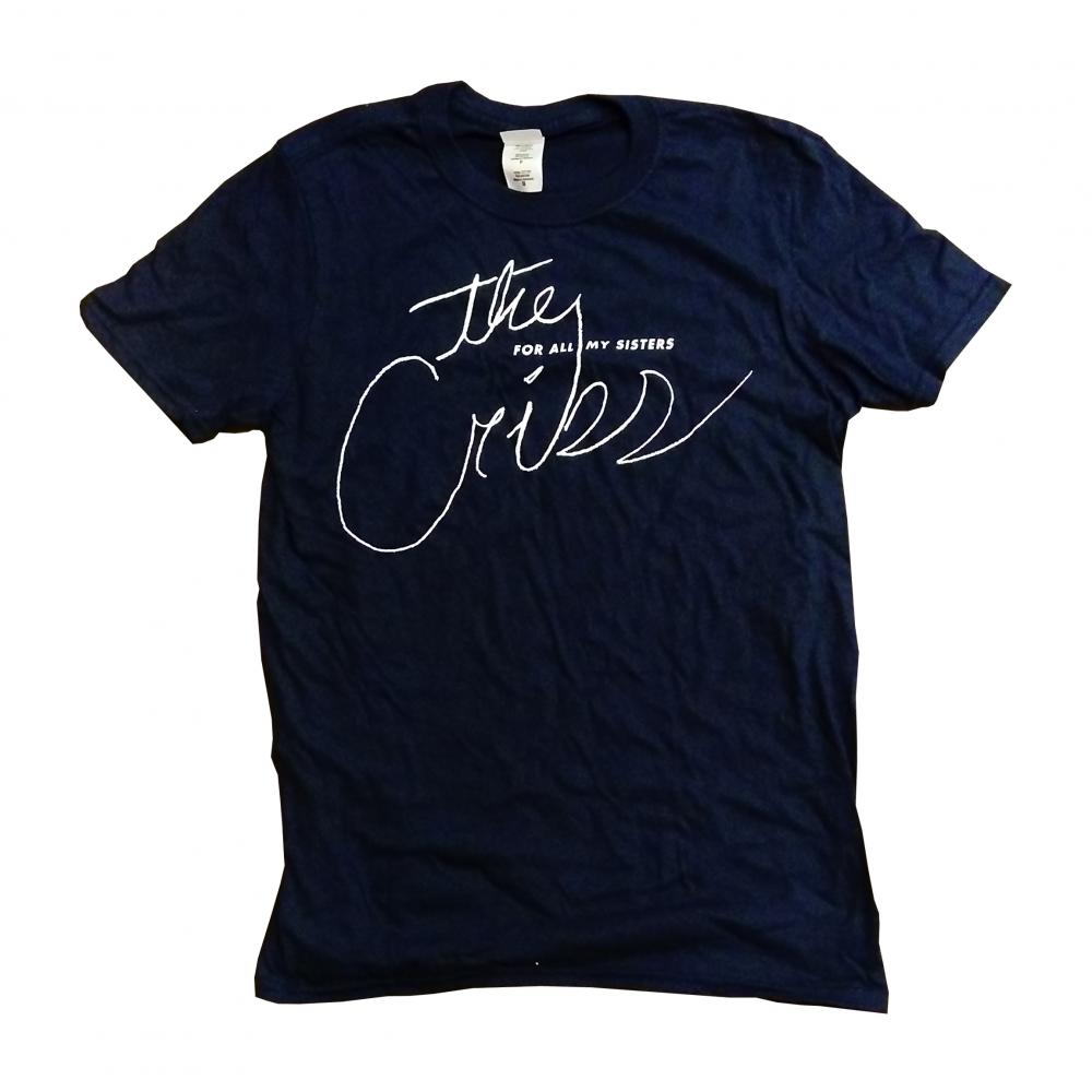 Buy Online The Cribs - For All My Sisters T-Shirt