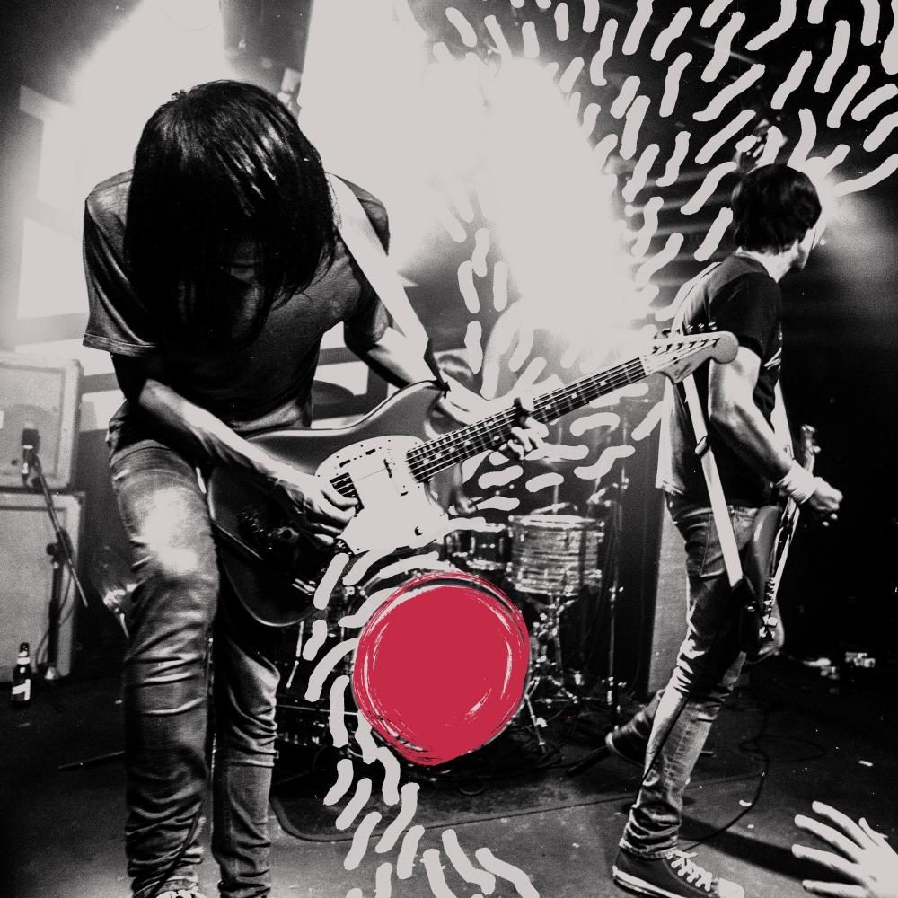 Buy Online The Cribs - 24-7 Rock Star Shit Splatter Vinyl LP