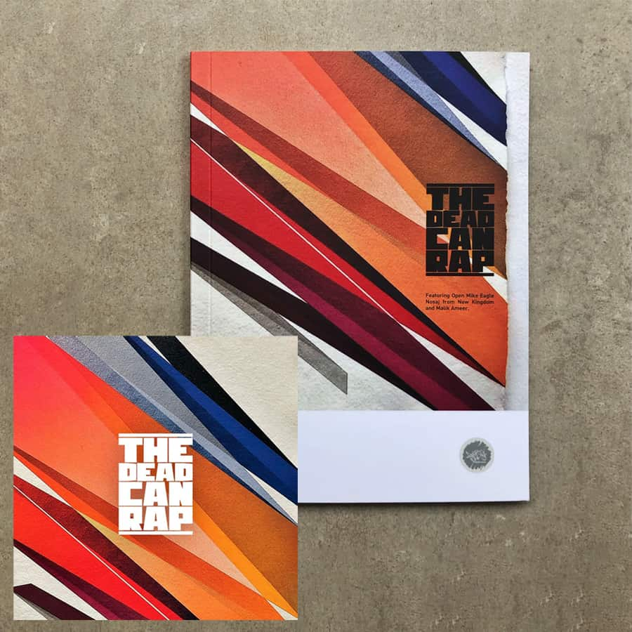 Buy Online The Dead Can Rap - The Dead Can Rap Book + Download