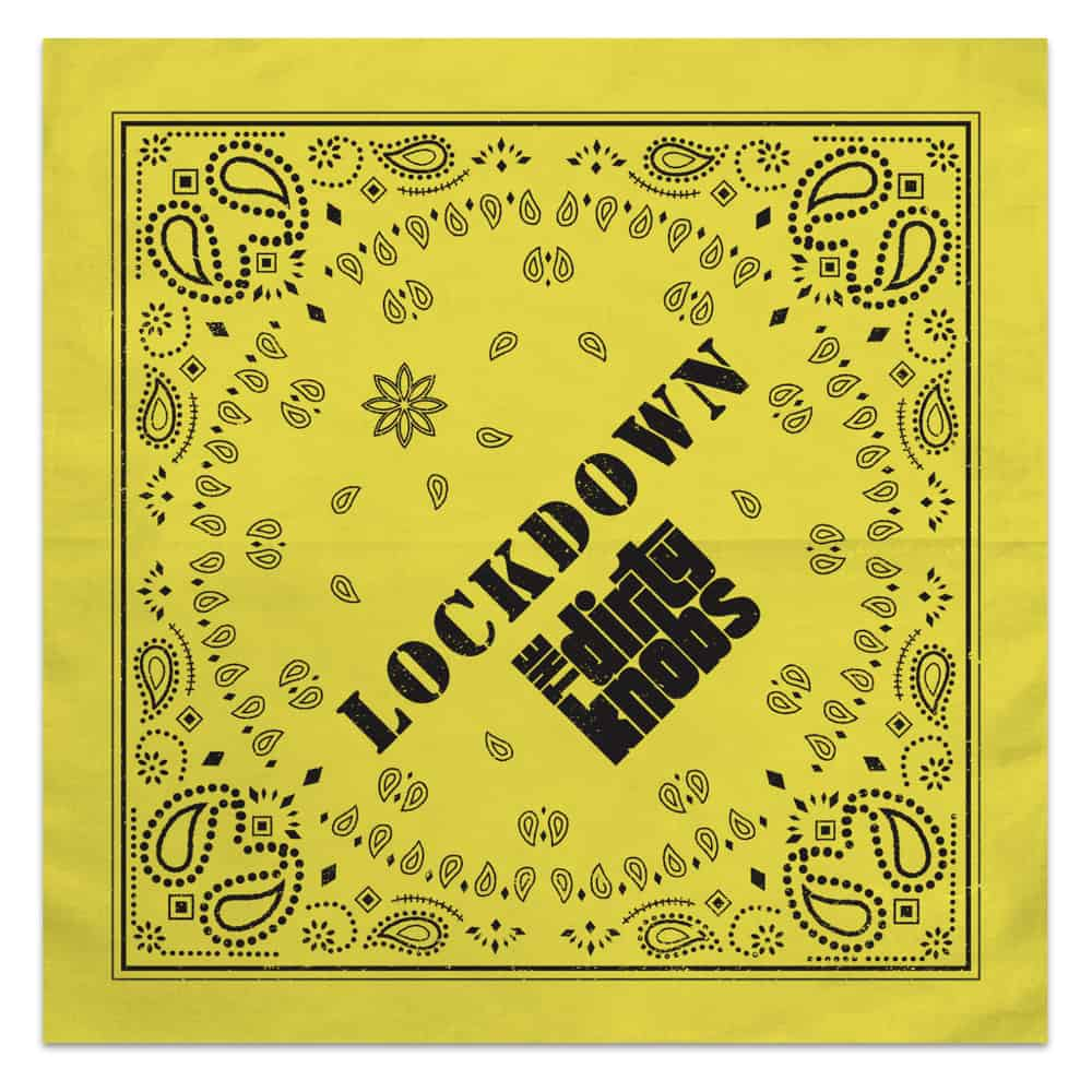 Buy Online Mike Campbell - Lockdown Digital Single + Bandana