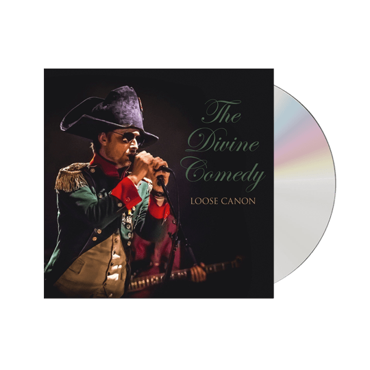 Buy Online The Divine Comedy - Loose Canon (Live In Europe 2016-2017)