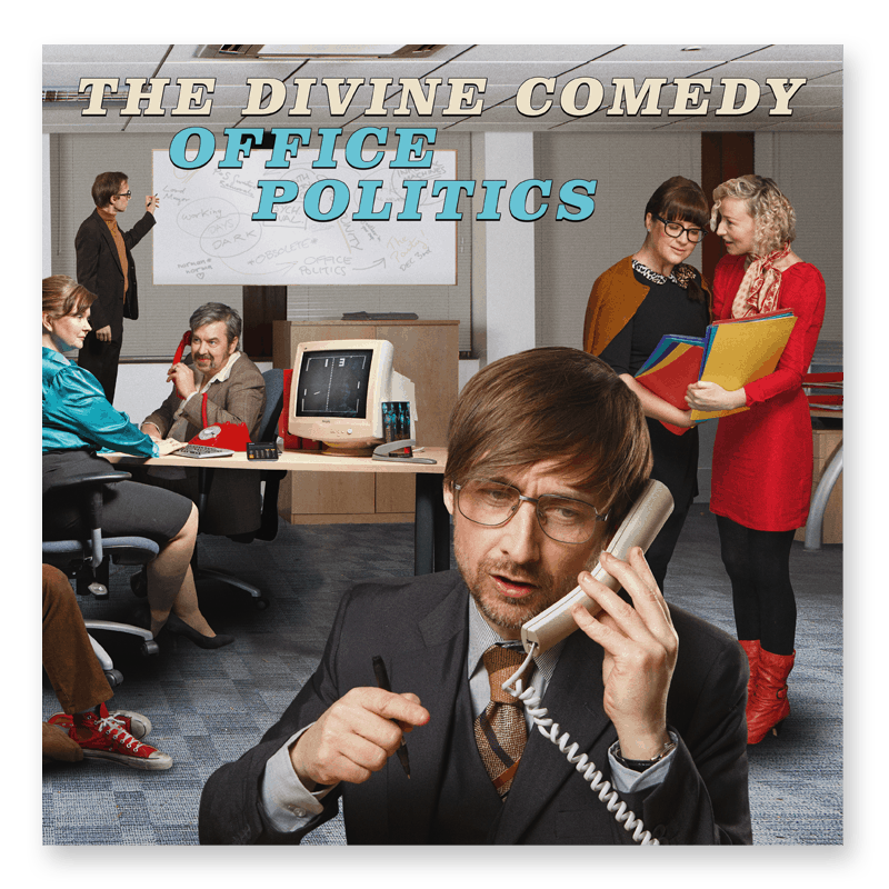 Buy Online The Divine Comedy - Office Politics Digital Album