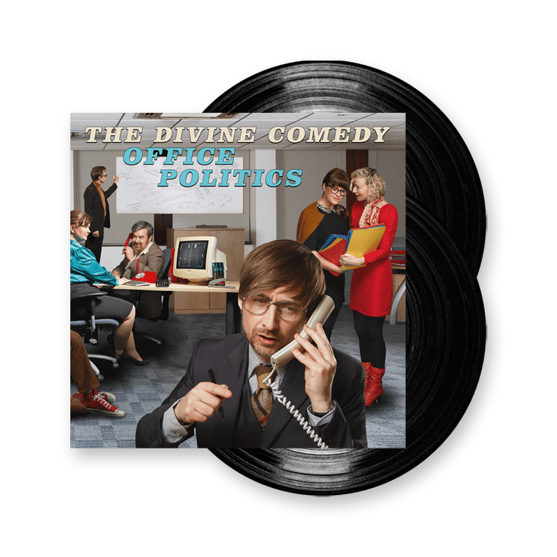 Buy Online The Divine Comedy - Office Politics