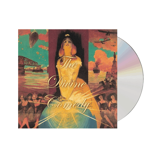 Buy Online The Divine Comedy - Foreverland