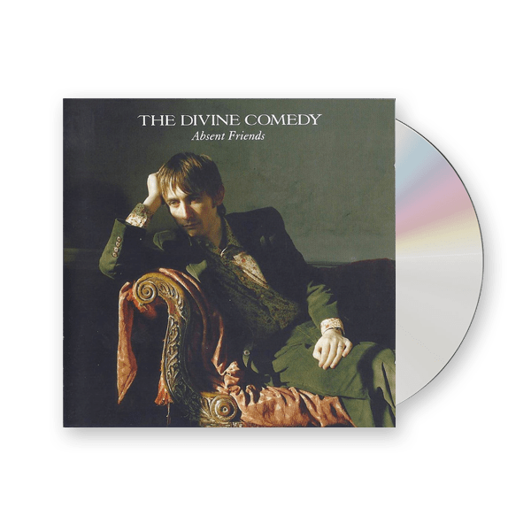 Buy Online The Divine Comedy - Absent Friends