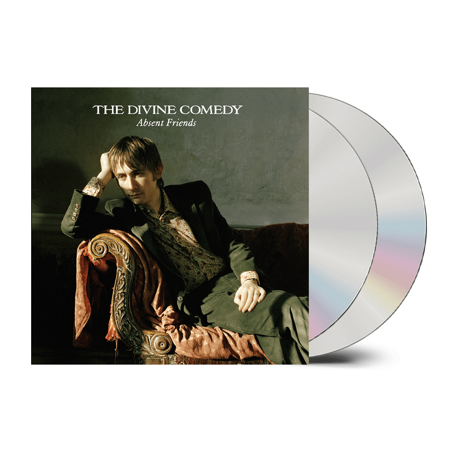 Buy Online The Divine Comedy - Absent Friends (Remastered)