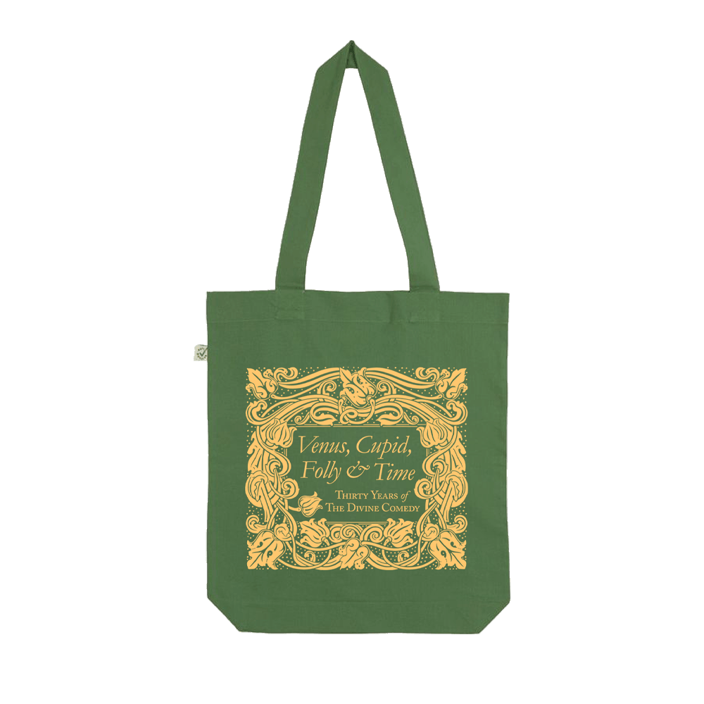 Buy Online The Divine Comedy - Venus, Cupid, Folly And Time Tote Bag