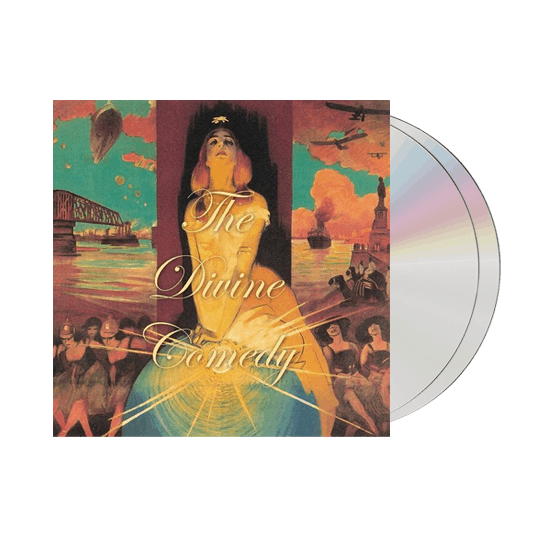 Buy Online The Divine Comedy - Foreverland Deluxe