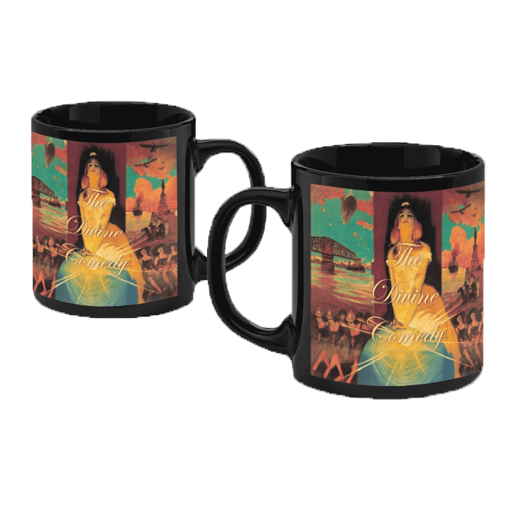 Buy Online The Divine Comedy - Foreverland Mug