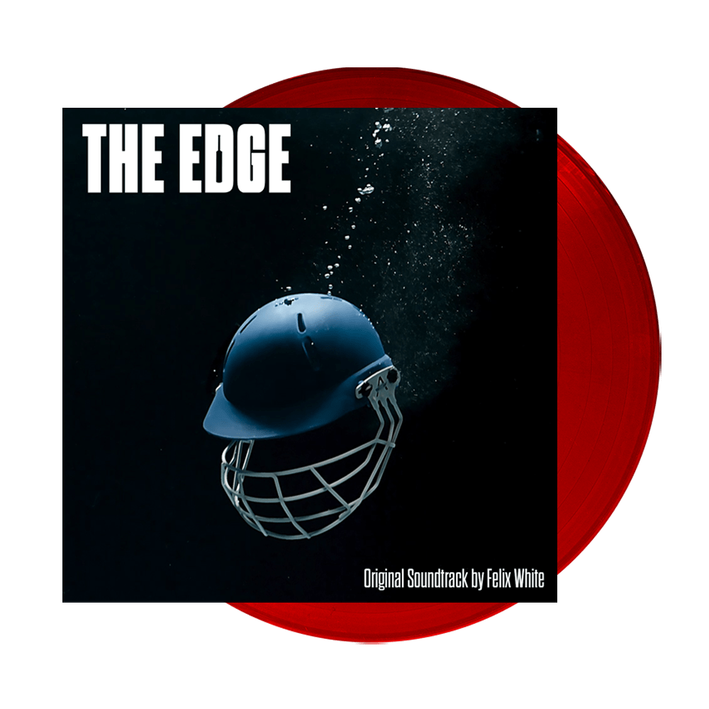 Buy Online Felix White - The Edge OST Cricket Ball Red