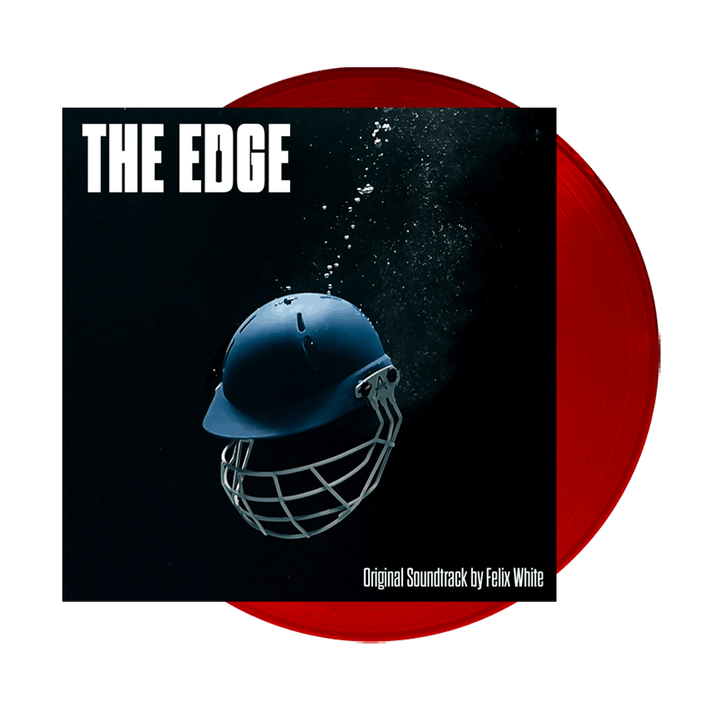 Buy Online Felix White - The Edge OST Cricket Ball Red (Signed) (Damaged)