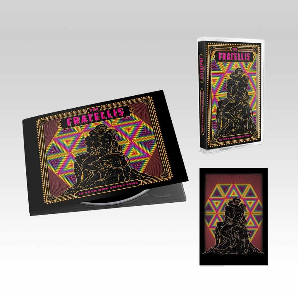 Buy Online The Fratellis - CD + Cassette + A6 Print (Ltd Edition)