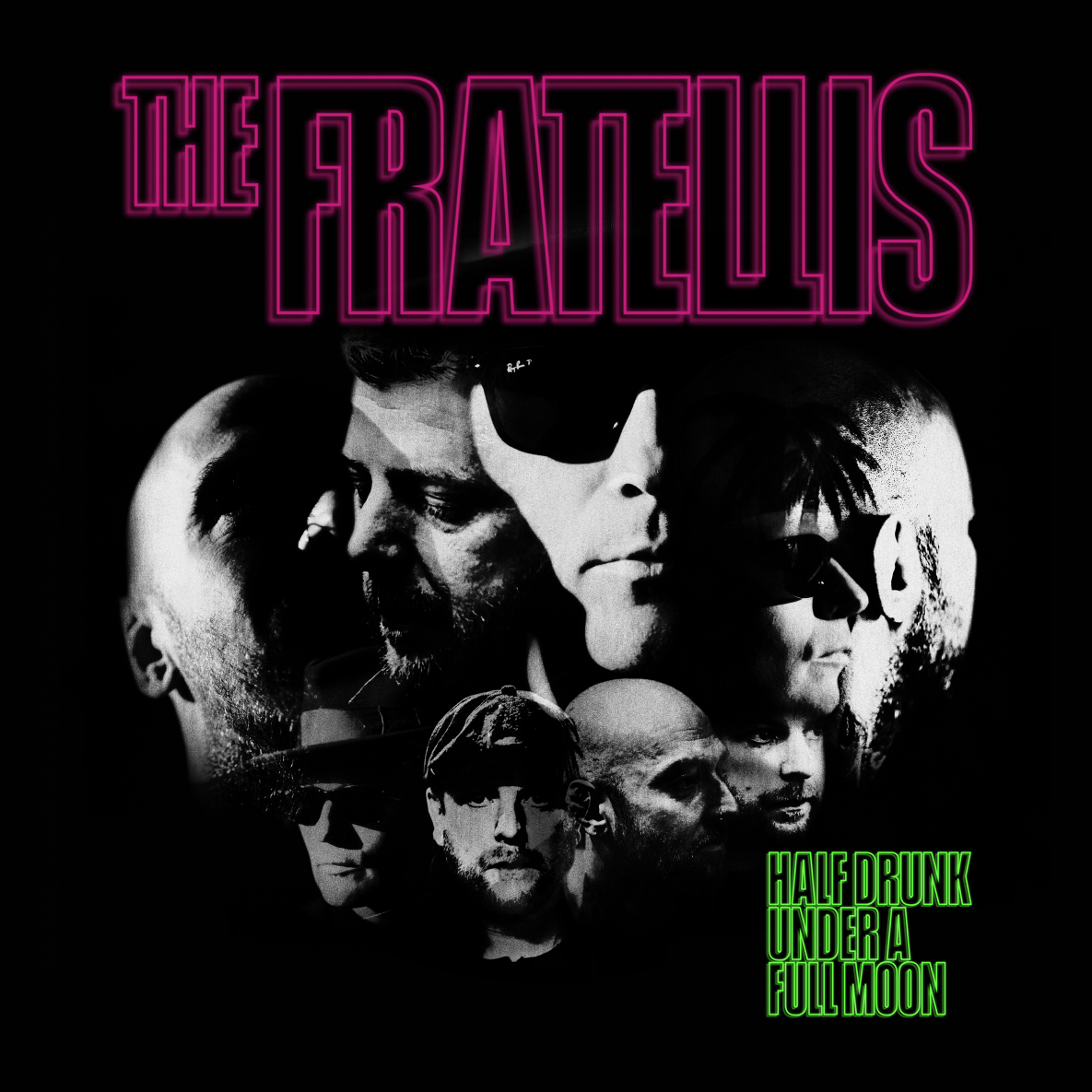 Buy Online The Fratellis - Half Drunk Under A Full Moon Deluxe Digital Album (Inc. 7 x Bonus Tracks)