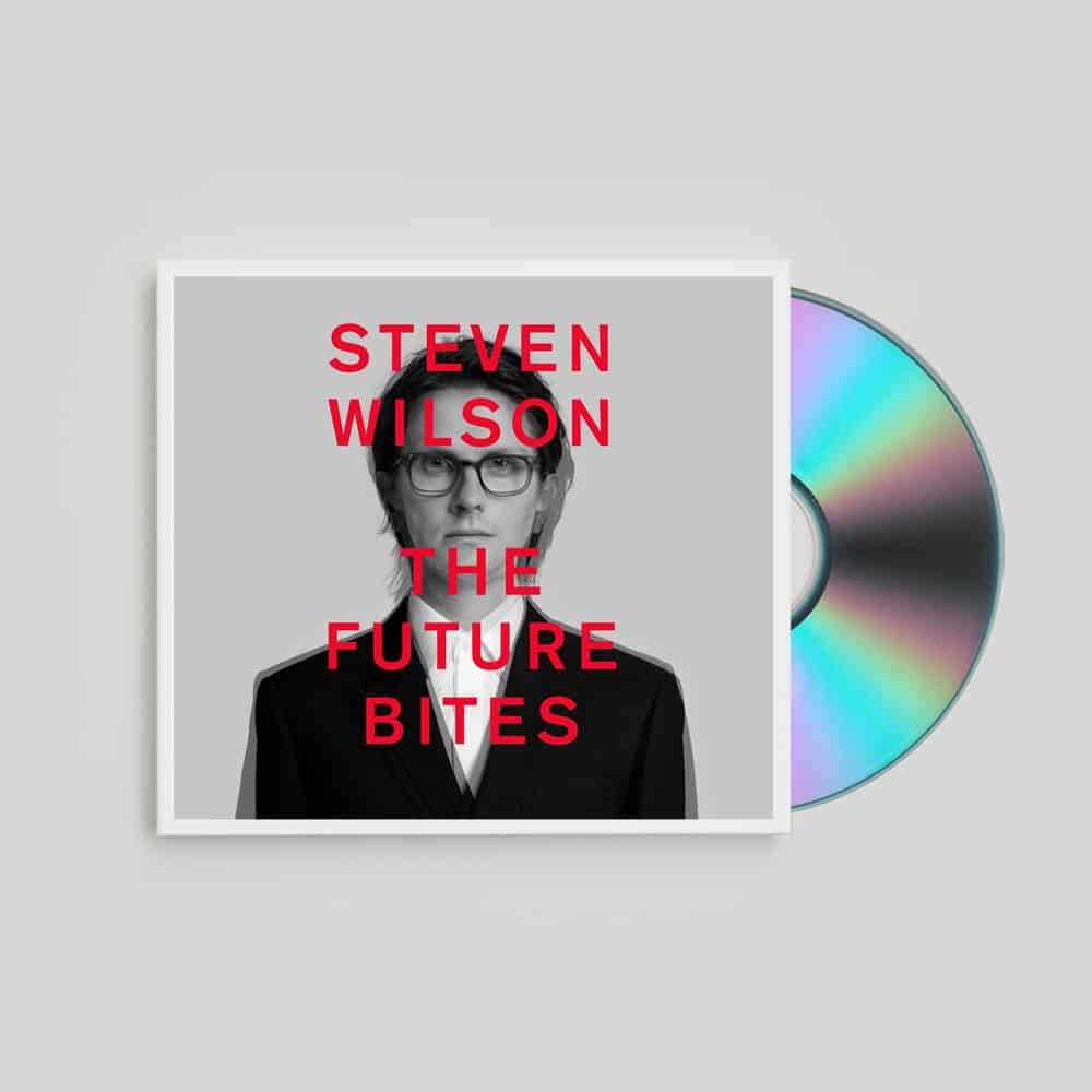 Buy Online Steven Wilson - Steven Wilson x The Future Bites™ CD Album