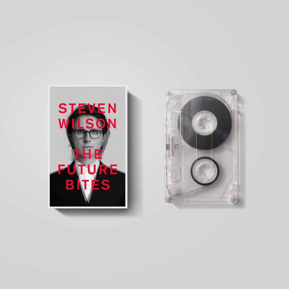 Buy Online Steven Wilson - The Future Bites Cassette