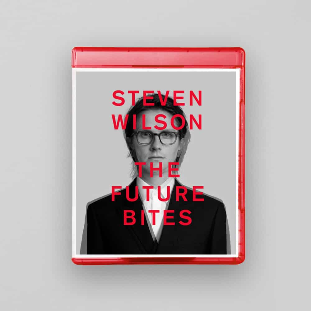 Buy Online Steven Wilson - The Future Bites Blu-Ray