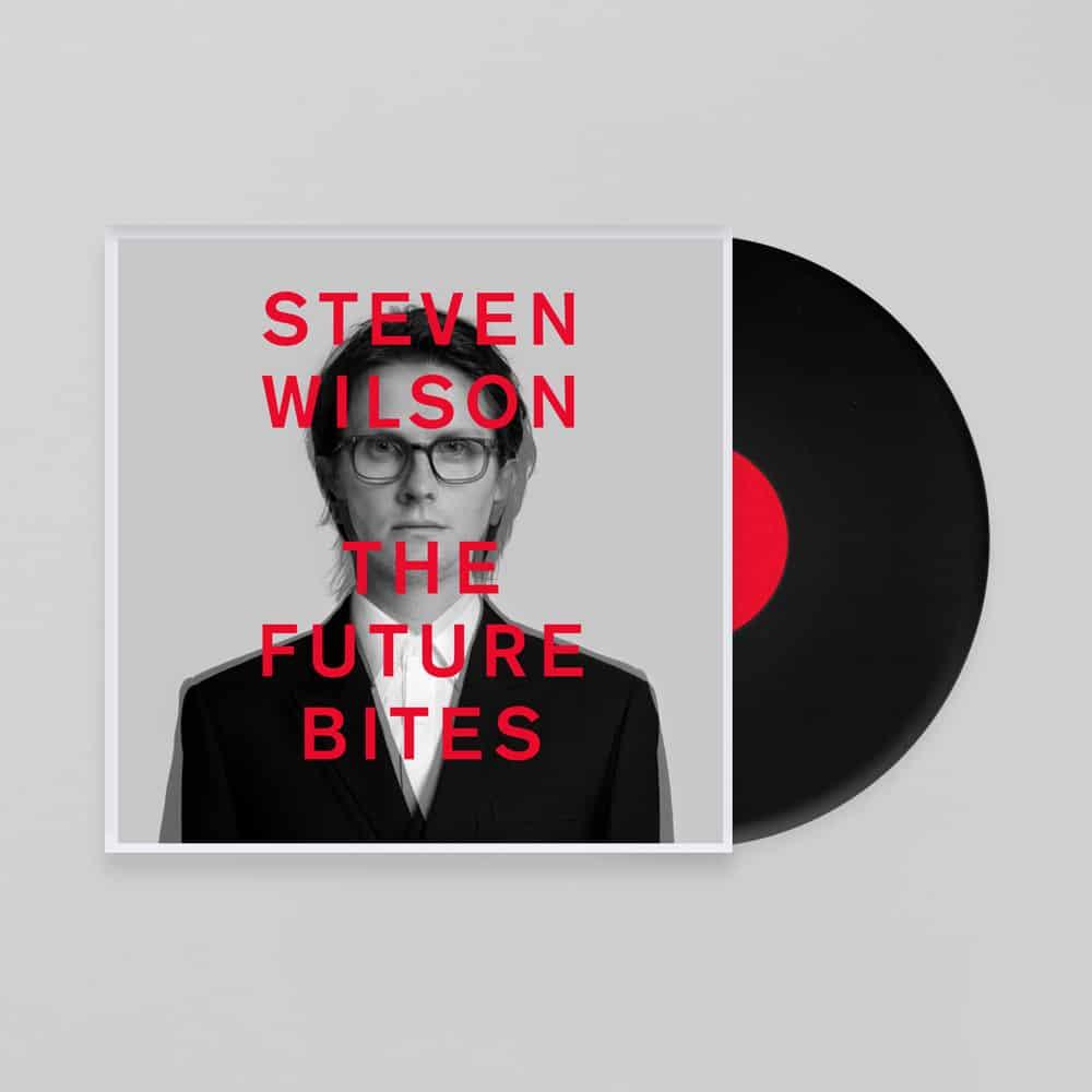 Buy Online Steven Wilson - Steven Wilson x The Future Bites™ Gatefold Black Vinyl