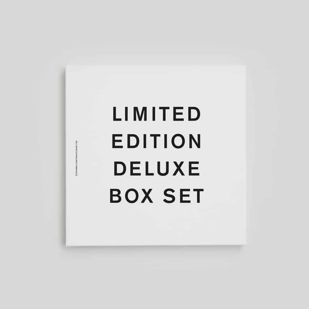 Buy Online Steven Wilson - Steven Wilson x The Future Bites™ Deluxe Boxset (Ltd Edition)