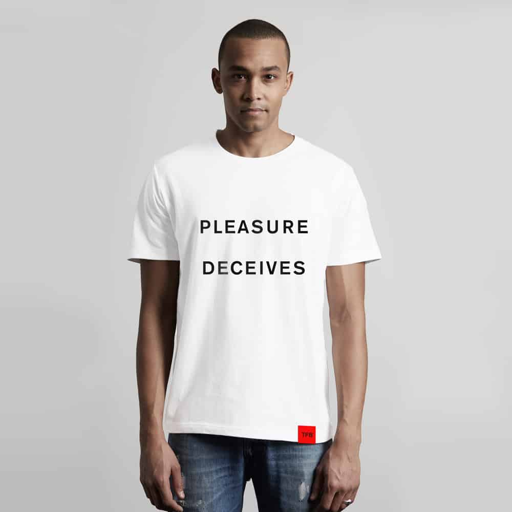 Buy Online Steven Wilson - Pleasure Deceives T-Shirt